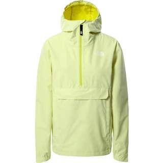 The North Face FANORAK Windbreaker Damen PALE LIME YELLOW