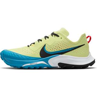 Nike Air Zoom Terra Kiger 7 Laufschuhe Damen limelight-off noir-laser blue