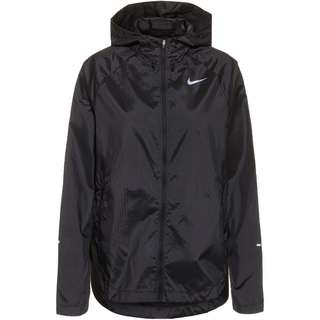 Nike Essential Run Division Laufjacke Damen black-reflective silv