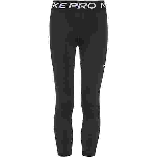 Nike Pro Tights Kinder black-white