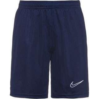 Nike Academy Fußballshorts Kinder obsidian-white-white-white