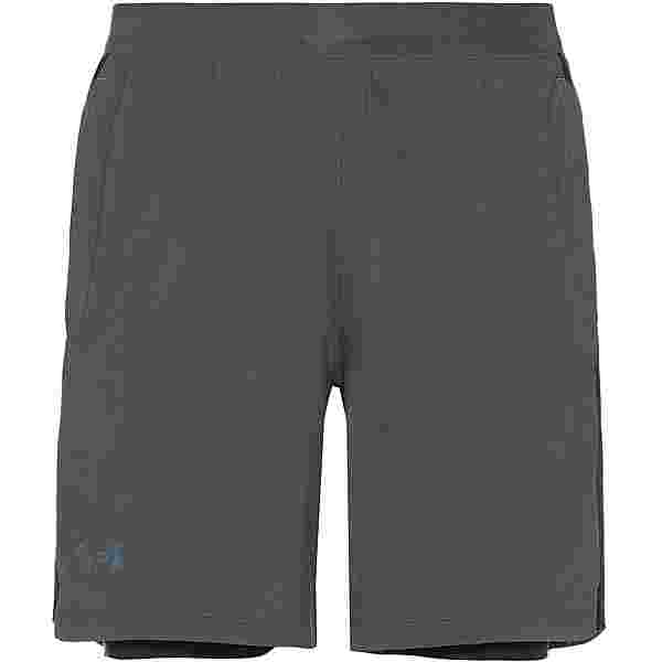 Under Armour Launch Laufshorts Herren pitchgray-black-reflective