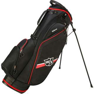 Wilson WS Lite Carry II Golftasche black