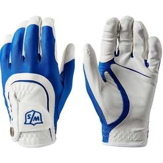 Wilson Staff Fingerhandschuhe Herren blue