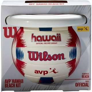 Wilson HAWAII AVP MABLUWH Volleyball maroon-blue-white