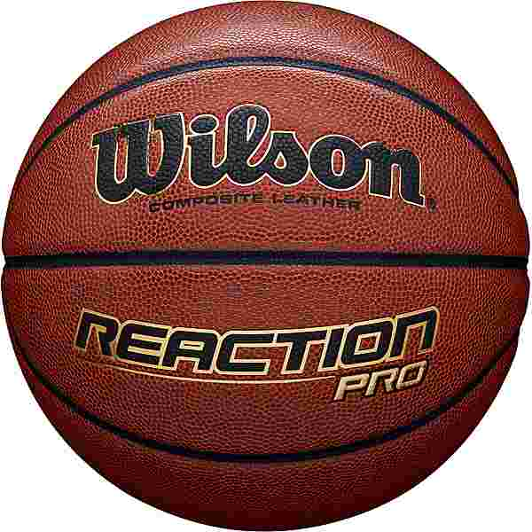 Wilson REACTION PRO 295 Basketball brown