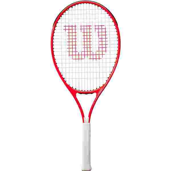 Wilson Roger Federer 26 Tennisschläger Kinder infrared