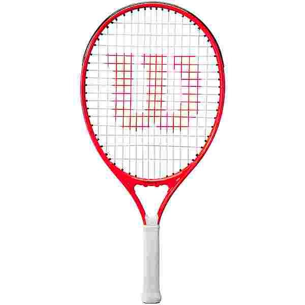 Wilson Roger Federer 21 Tennisschläger Kinder infrared