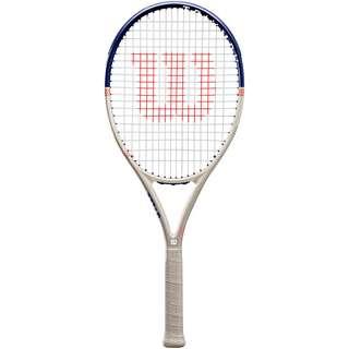 Wilson Roland Garros Triumph Tennisschläger Kinder white-blue