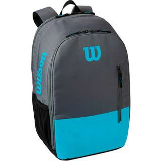 Wilson TEAM Tennisrucksack blue-grey