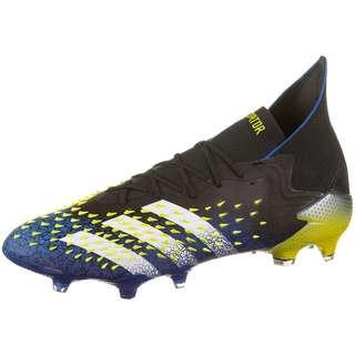 adidas PREDATOR FREAK .1 FG Fußballschuhe Herren schwarz