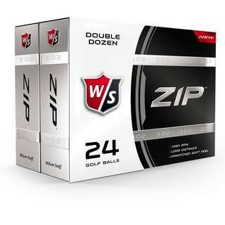 Wilson Staff Zip Golfball weiß