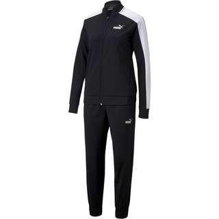 PUMA Baseball Tricot Trainingsanzug Damen black