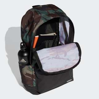 adidas Rucksack Classic Camouflage Rucksack Daypack Herren Multicolor / Black / Legacy Green