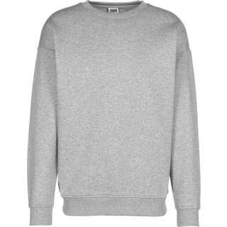Urban Classics Sweat Crewneck Sweatshirt Herren grau/meliert