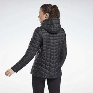 Reebok Packable All-Weather Jacket Outdoorjacke Damen Schwarz