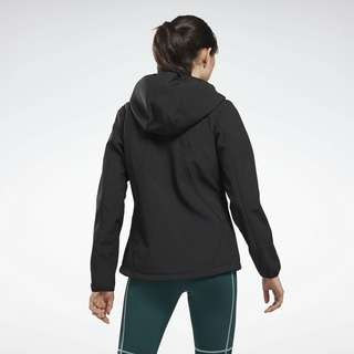 Reebok Softshell Jacket Outdoorjacke Damen Schwarz