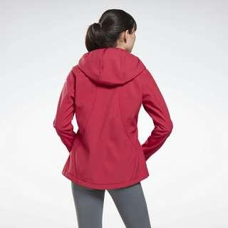 Reebok Softshell Jacket Outdoorjacke Damen Rosa
