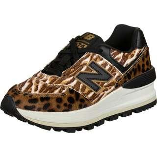NEW BALANCE WL574 CZB Sneaker Damen braun