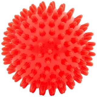 ScSPORTS Massageball Ø 80 mm rot Set (10 Stück) Massageroller Rot