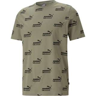 PUMA Amplified T-Shirt Herren vetiver