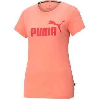 PUMA Essential T-Shirt Damen georgia peach