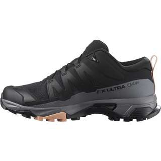 Salomon X ULTRA 4 Wanderschuhe Damen black-quiet shade-sirocco