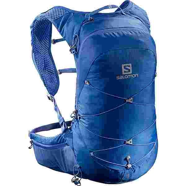 Salomon Rucksack XT15 Daypack nebulas blue/alloy