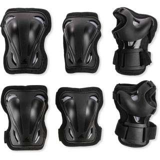 ROLLERBLADE Skate Gear 3 Pack Protektorenset black