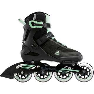 ROLLERBLADE SPARK 84 W Inline-Skates Damen black-mint green