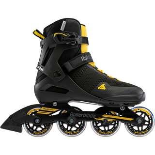 ROLLERBLADE SPARK 80 Inline-Skates Herren black-saffron yellow