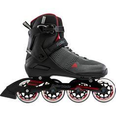 ROLLERBLADE SPARK 84 Inline-Skates Herren dark grey-red