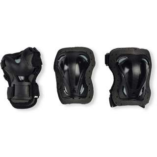 ROLLERBLADE SKATE GEAR JUNIOR 3 PACK Protektorenset Kinder black