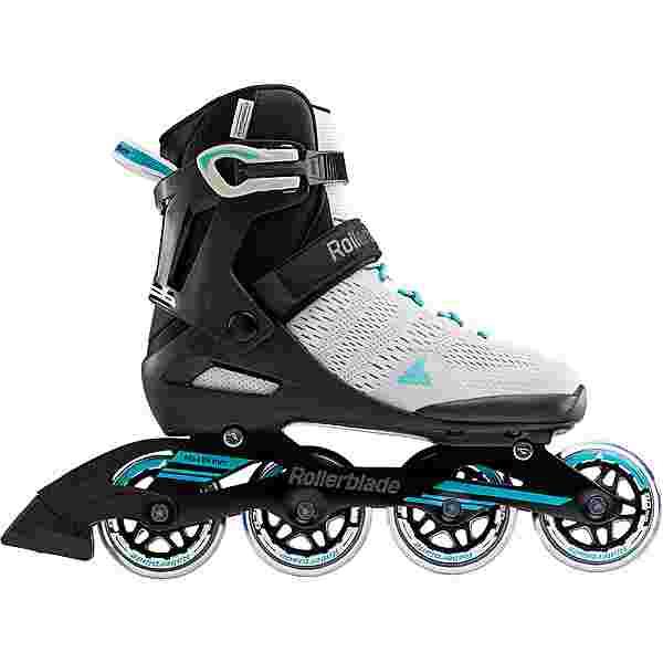 ROLLERBLADE SPARK 80 W Inline-Skates Damen grey-turquoise