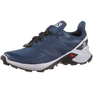 Salomon SUPERCROSS BLAST Trailrunning Schuhe Herren dark denim-pearl blue-ebony