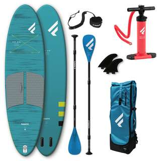 FANATIC SUP Package Fly Air Pocket/Pure SET SUP Sets blau