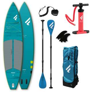 FANATIC SUP Package Ray Air Pocket/Pure SET SUP Sets blau