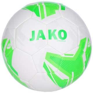 JAKO Lightball Striker 2.0 Fußball Herren weiß / neongrün