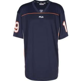 FILA Thel American Football T-Shirt Herren blau