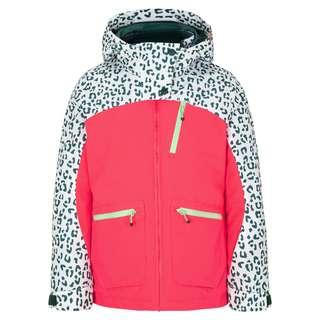 Ziener ANTALIA Junior Skijacke Kinder neon pink