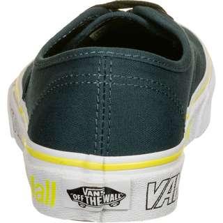 Vans Authentic Sneaker türkis