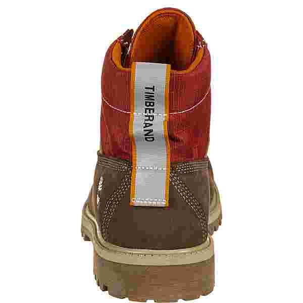 TIMBERLAND 6-Inch WP Treadlight Stiefel Kinder braun