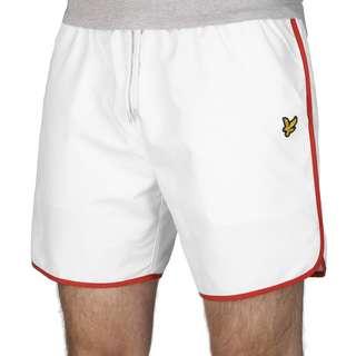 Lyle & Scott Piping Shorts Herren weiß