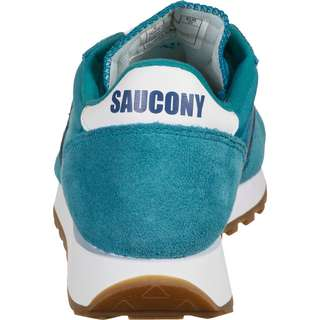 Saucony Jazz Original Vintage Sneaker Damen türkis/blau