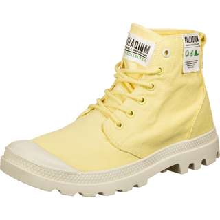Palladium Pampa Hi Organic Sneaker gelb