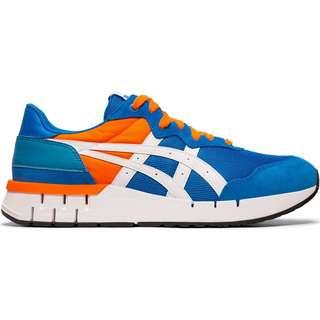 ASICS Contemporized Runner Sneaker Herren blau/orange