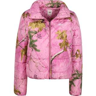 Vans Realtree Foundry x Daunenjacke Damen pink