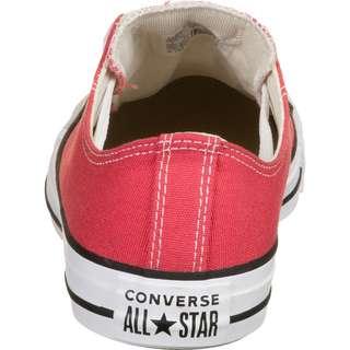CONVERSE Ctas OX Sneaker rot