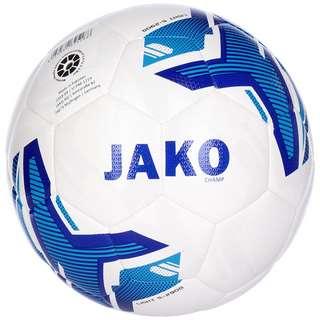 JAKO Lightball Hybrid Champ Fußball blau / weiß