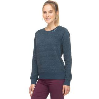 Ragwear JOHANKA W Sweatshirt Damen blau